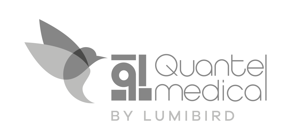 Logo de Quantel Medical