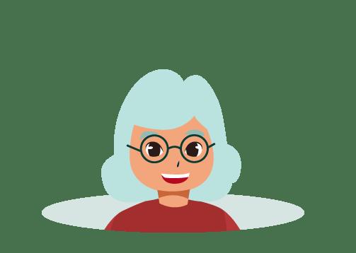 L'âge est une cause de la sécheresse oculaire